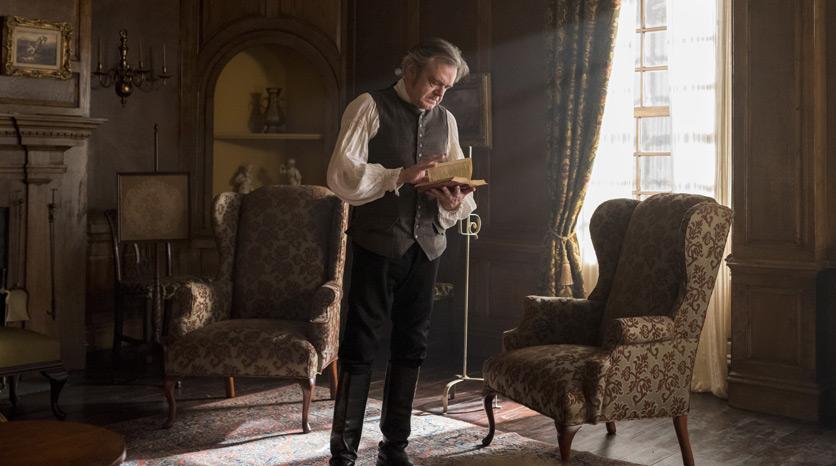 Judge Richard Woodhull (Kevin McNally) en el Episodio 5 Foto de Antony Platt/AMC