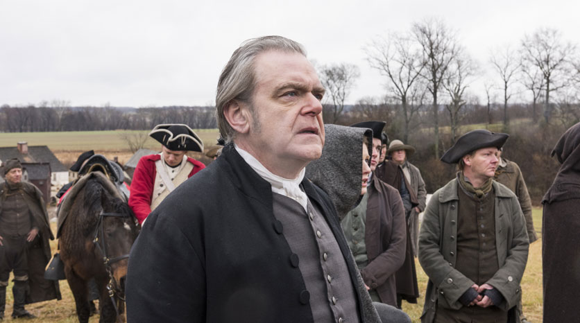 Judge Richard Woodhull (Kevin McNally)  Episodio 10 Foto de Antony Platt/AMC