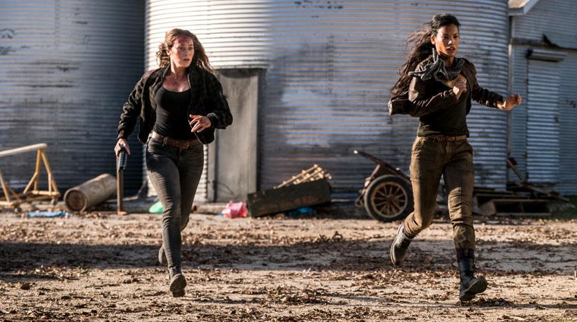 La temporada 4 de Fear the Walking Dead dará un salto ...
