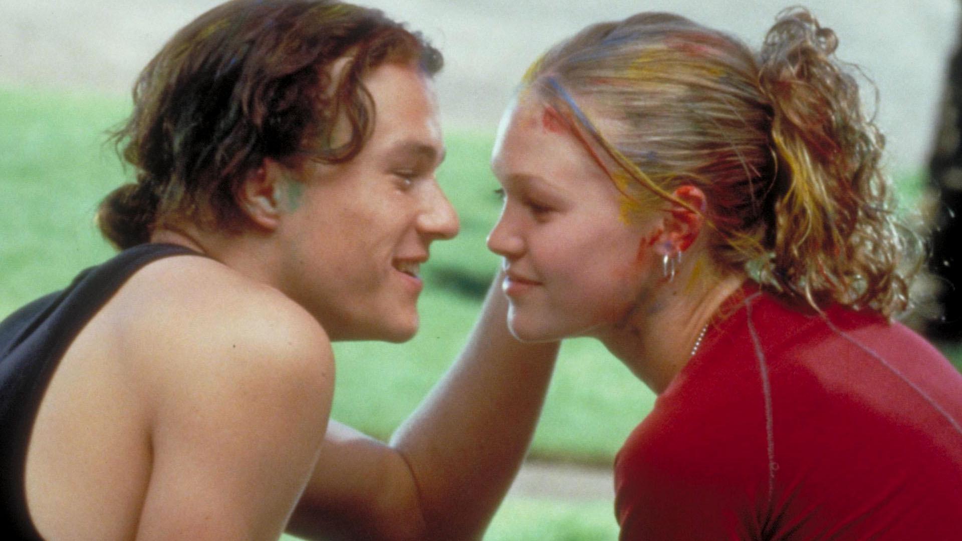 10thingsihateaboutyou Heathledger Juliastiles: Especial San Valentin – 10 Grandes Parejas Del Cine