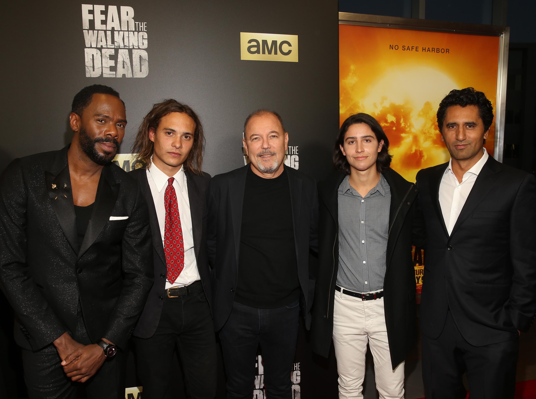Fear The Walking Dead Season 2 Premiere Amc Latin America