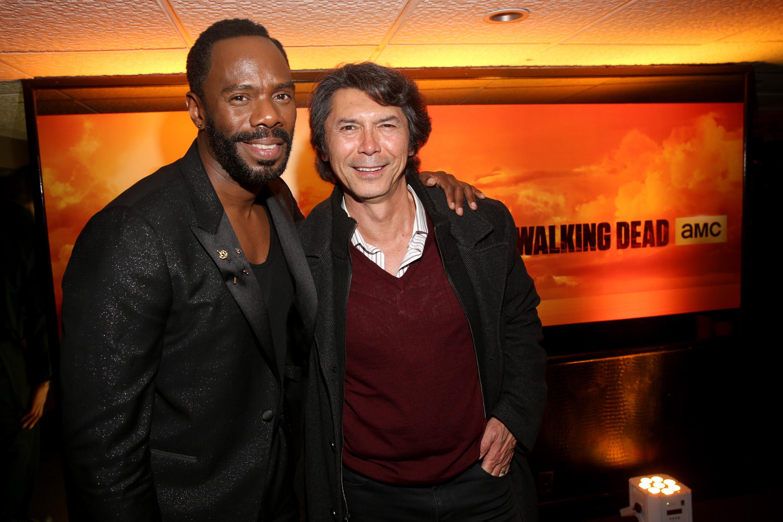 """Fear The Walking Dead"""" Season 2 Premiere – After Party"""