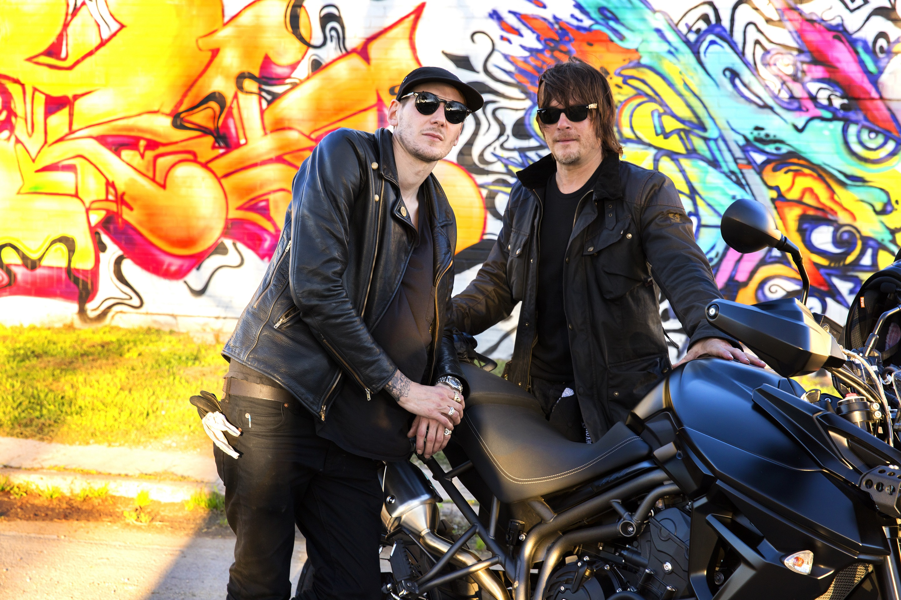 Ride with Norman Reedus Ep4
