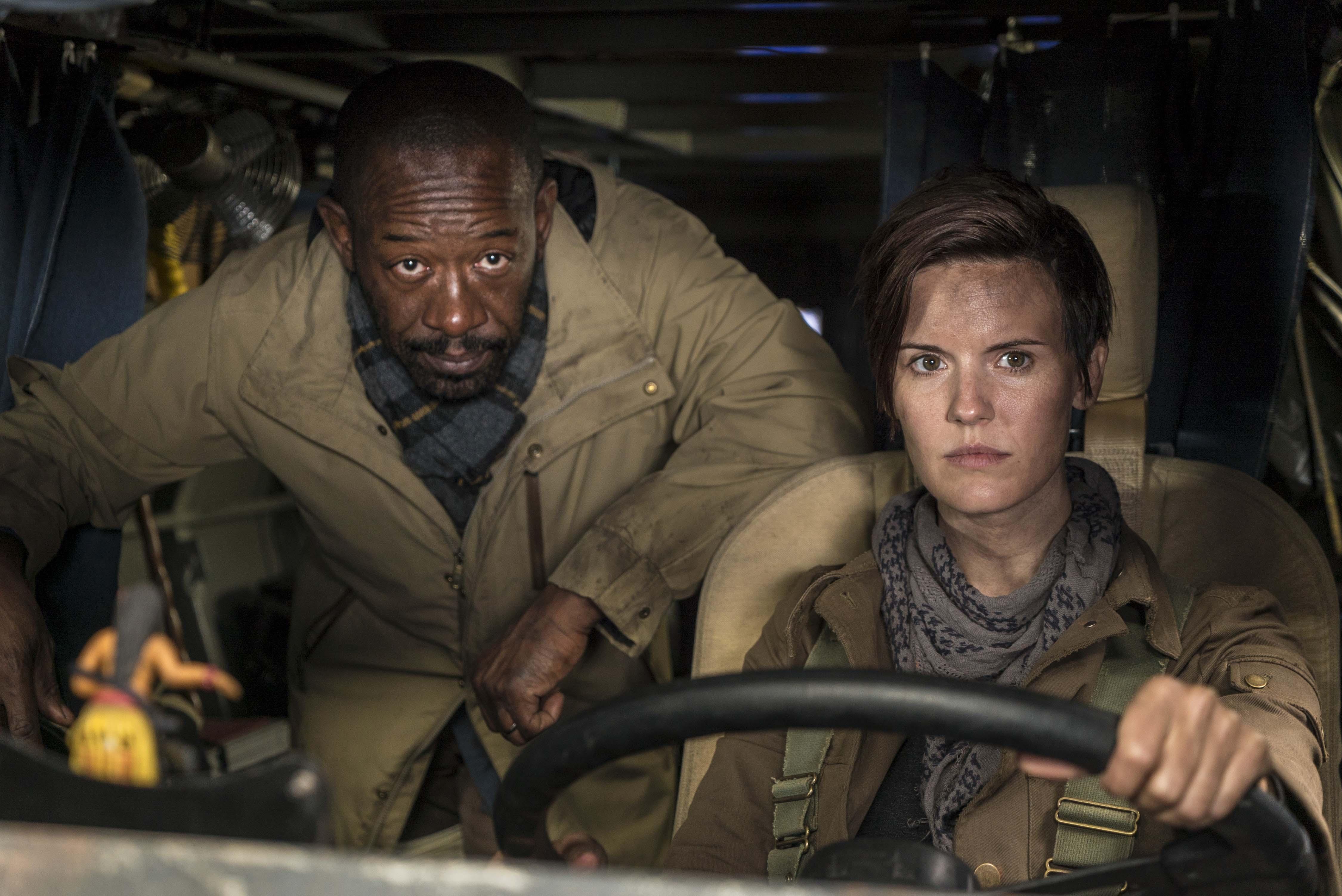 Fear the Walking Dead: Anunciada la fecha de estreno de la 4ª ...