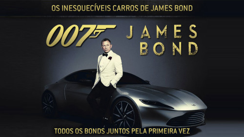 infografia os inesqueciveis carros james bond 007 amc