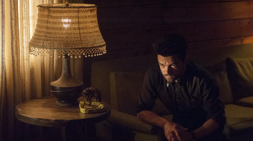 Jesse (Dominic Cooper) no Episódio 3 Foto de Lewis Jacobs/Sony Pictures Television/AMC