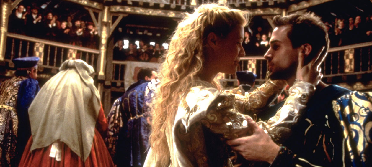 A Paixão de Shakespeare