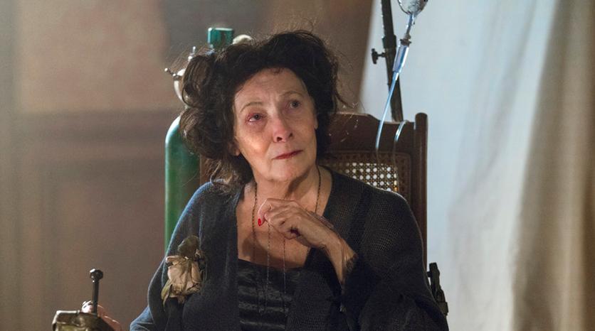 Marie L'Angelle Preacher - AMC