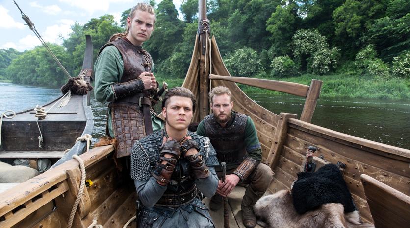Vikings S5 - regresso Theia