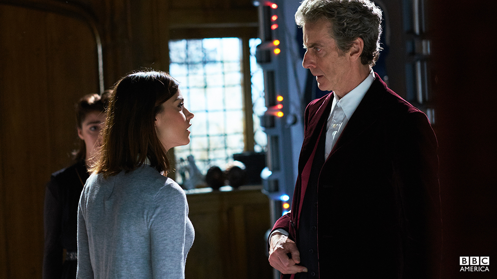 Doctor Who - 'Face The Raven' (Photo: BBC)