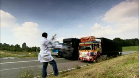 Top gear truck challenge
