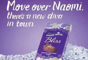 The offending Cadbury's advert