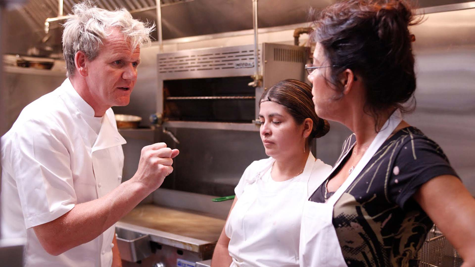 Kitchen Nightmares Revisited