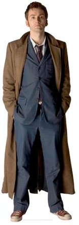 How To Dress Like The Tenth Doctor | Anglophenia | BBC America