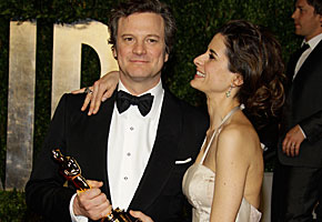 News Roundup: Colin Firth's Kids Take His Oscar To School ...