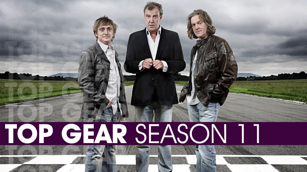 Season 11 Top Gear Bbc America