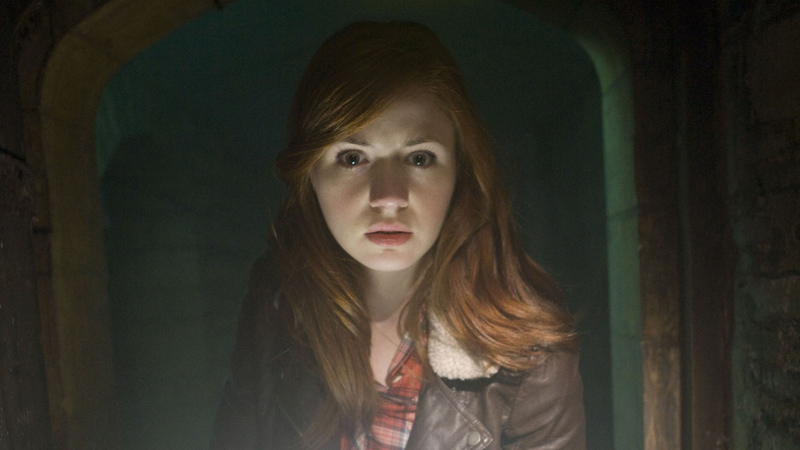 Amy Pond (Karen Gillan)