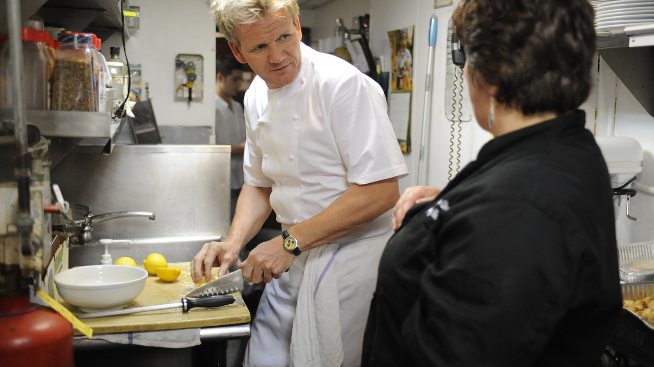 Kitchen Nightmares Ep Guide