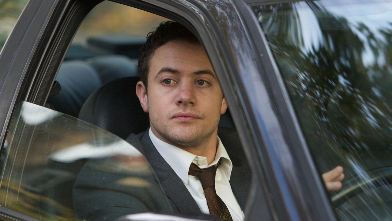 Young detective Justin Ripley
