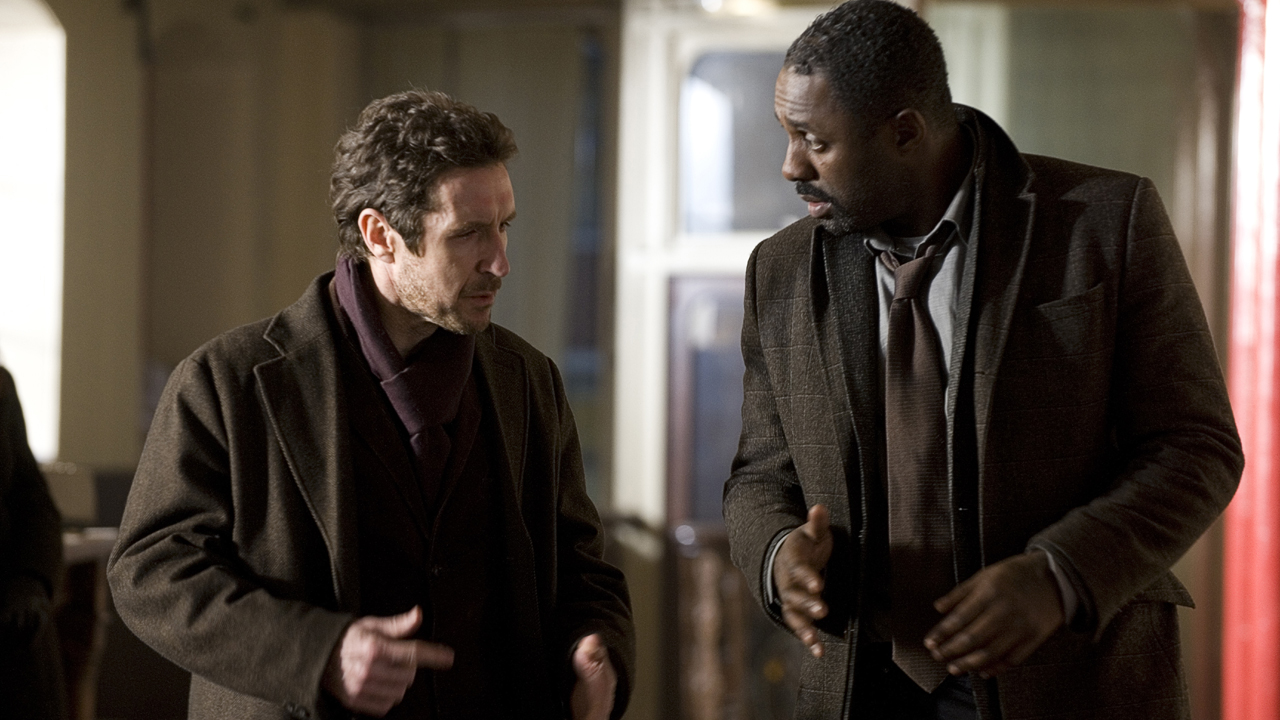 Mark and Luther plot to capture a killer