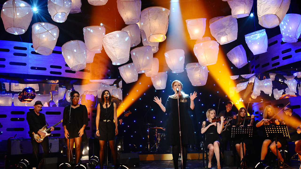 Grammy-winning songstress takes to The Graham Norton Show stage during episode 10.