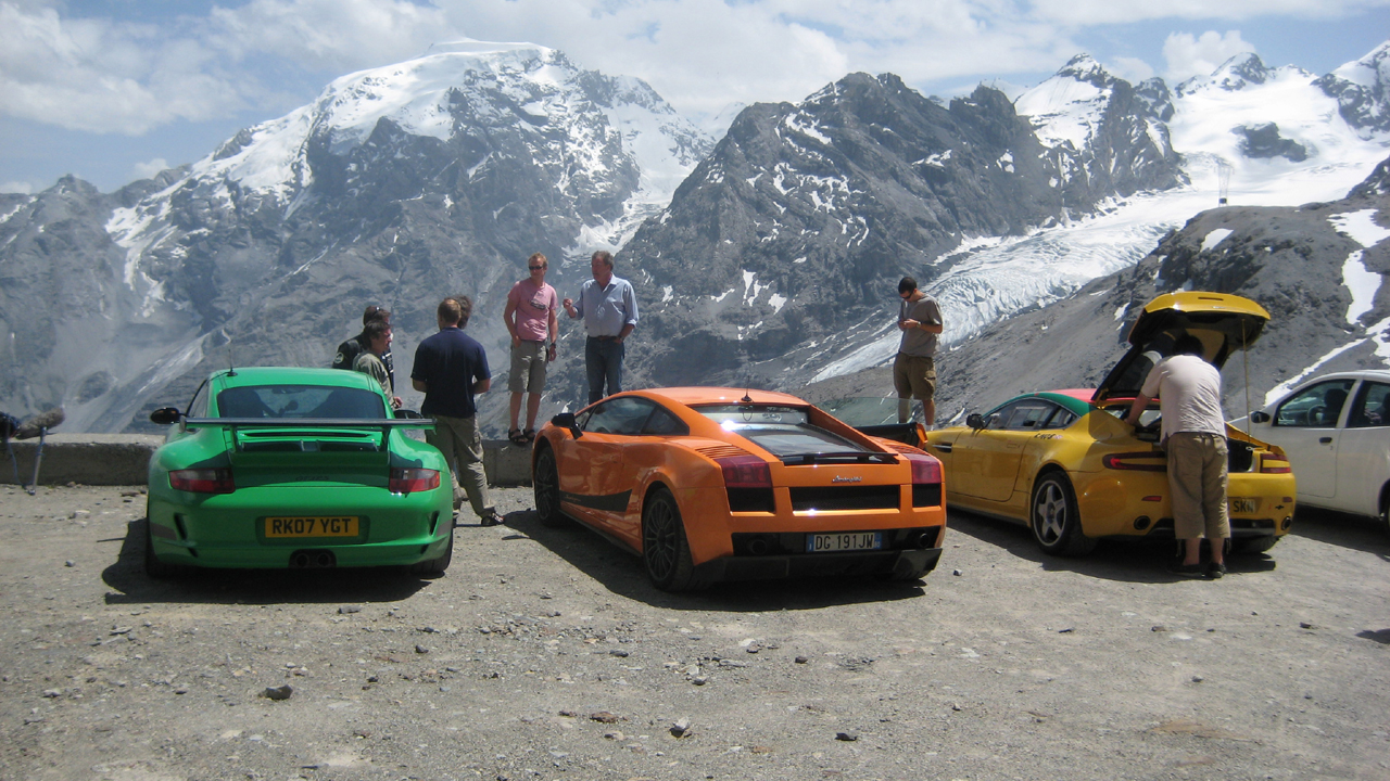 The search for the world's best driving road