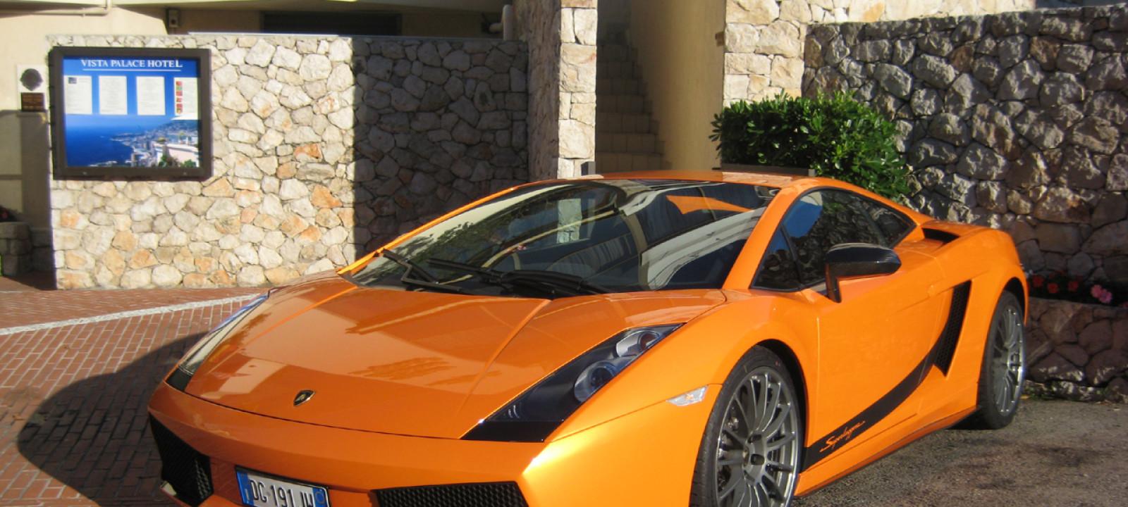 Jeremy's Lamborghini Gallardo Superleggera in Monte Carlo