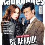 Matt Smith and Karen Gillan as the Doctor and Amy, the show's in rude health and looking forward to its 50th birthday with some excitement. Happy Birthday, Whovians all!For more classic Doctor Who covers, go to the Radio Times website