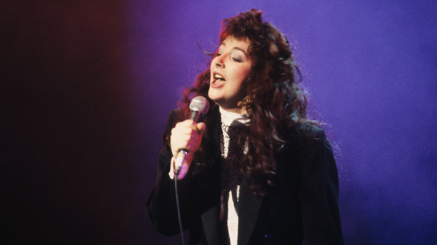 Kate Bush in 1987. (Photo: Rex Features via AP)
