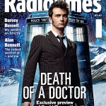 The Tenth Doctor is about to fall, and be reborn as Matt Smith. It's an emotional time.For more classic Doctor Who covers, go to the Radio Times website