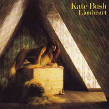 "Kate Bush ""Lionheart"""