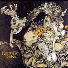 "Kate Bush ""Never For Ever"""