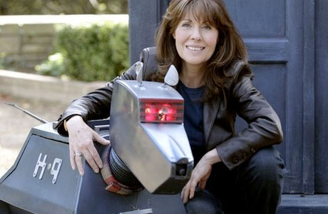 As Sarah Jane Smith, Elisabeth was the best-loved of all the companions on Doctor Who, so much so that she was given two spin-off shows, the latter of which, The Sarah Jane Adventures was beginning to rival Doctor Who itself in robust popularity on its home channel, CBBC.