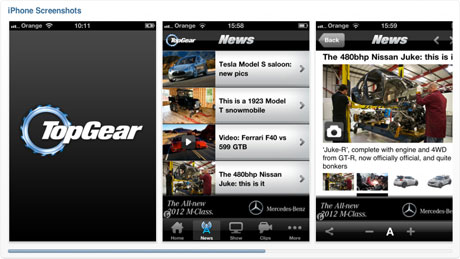 Top Gear Thursday: Free App + Clarkson DVD Giveaway