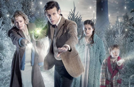Doctor Who Christmas Specials.Doctor Who S Day Roundup The Christmas Special Is Nearly
