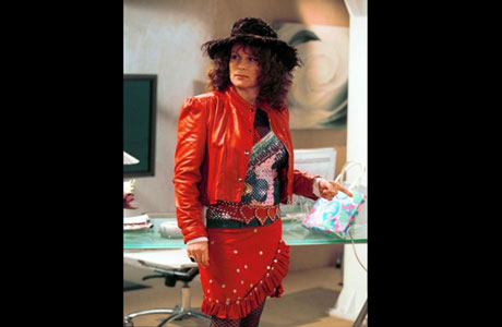 Gallery How To Dress Like Edina From Absolutely Fabulous