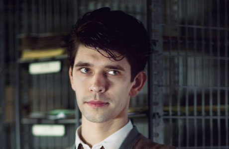 Ben Whishaw in 'The Hour'