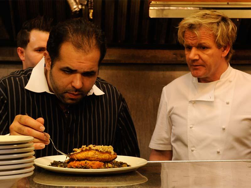 Kitchen Nightmares New Orleans Oceana Episode