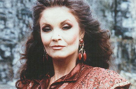 The Rani, played by Kate O'Mara