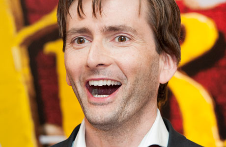 David Tennant is Doctor Whot!