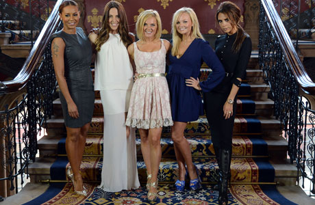 The Spice Girls 2012 (Rex Features via AP Images)