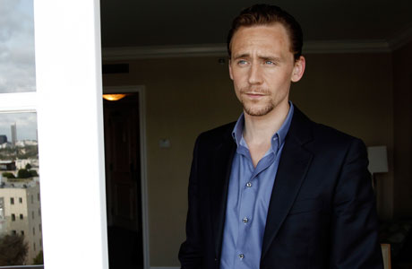 Tom Hiddleston (AP Photo/Matt Sayles)