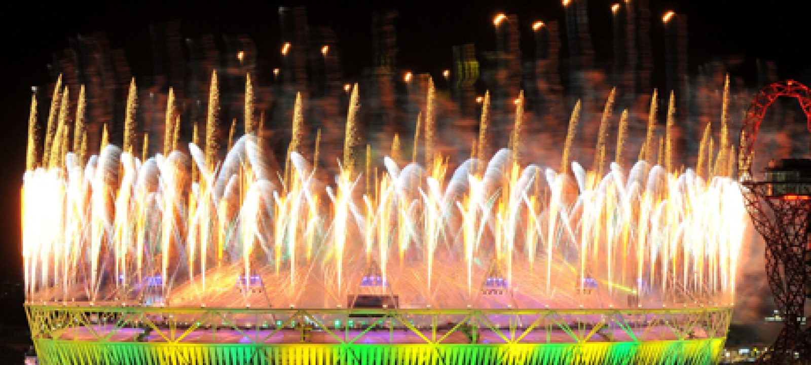 Photos: London Games Opening Ceremony