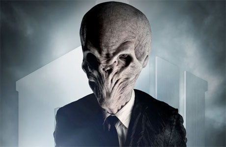 Doctor Who' Rogues Gallery: The Silence   Anglophenia   BBC America