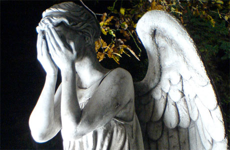Doctor Who' Rogues Gallery: The Weeping Angels | Anglophenia | BBC America
