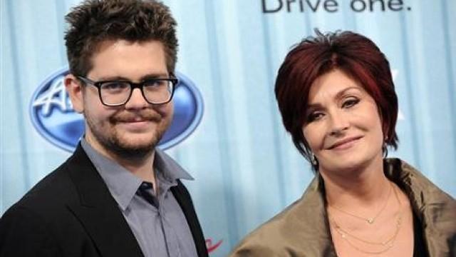 Jack Osbourne, Sharon Osbourne