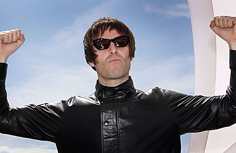 Liam Gallagher (AP Photo/Joel Ryan)