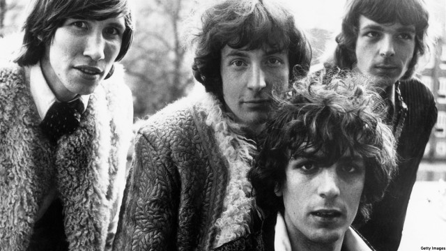 Pink Floyd in 1967 (Photo: Keystone Features/Getty Images)