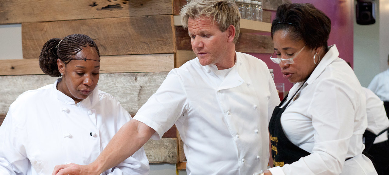 Ramsay's Kitchen Nightmares | BBC America