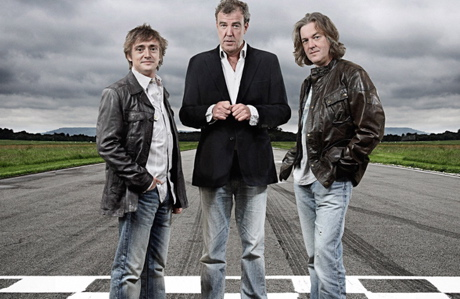 Most watched. (Top Gear)
